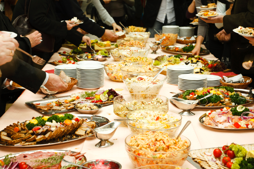 Party Dream Catering Buffet